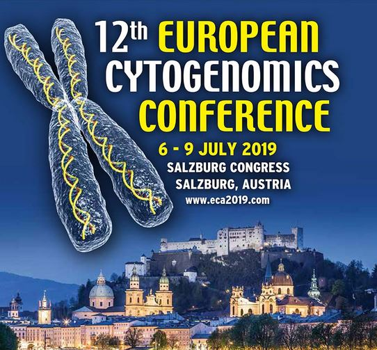 European Cytogenomics Conference (ECA) 2019