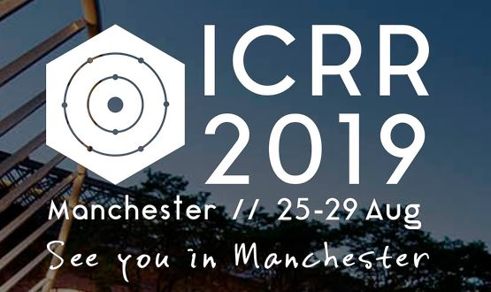 16th International Congress of Radiation Research (ICRR)