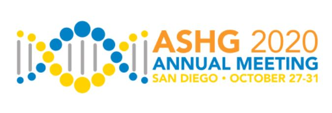 ASHG 2020 Annual Meeting