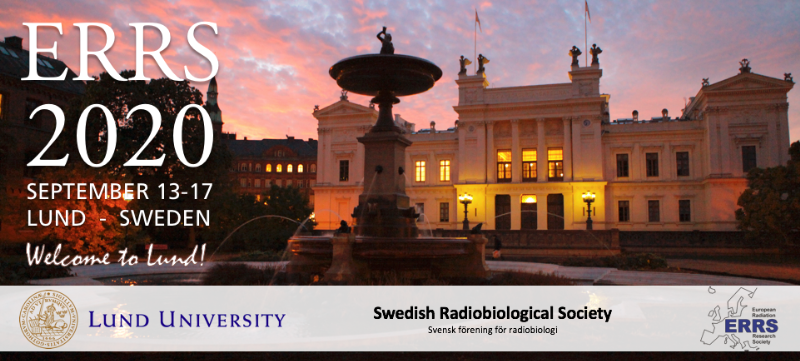45th Annual Meeting of the European Radiation Research Society (ERRS 2020)